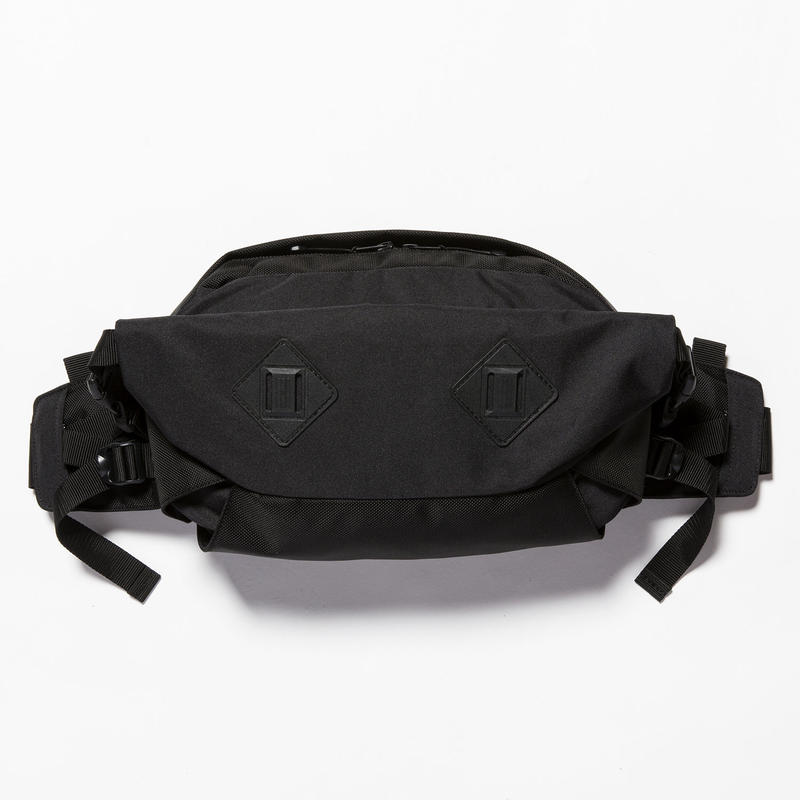 "Cordura Ballistic ""Retrofitted""/BLACK [MW-AC18404]"