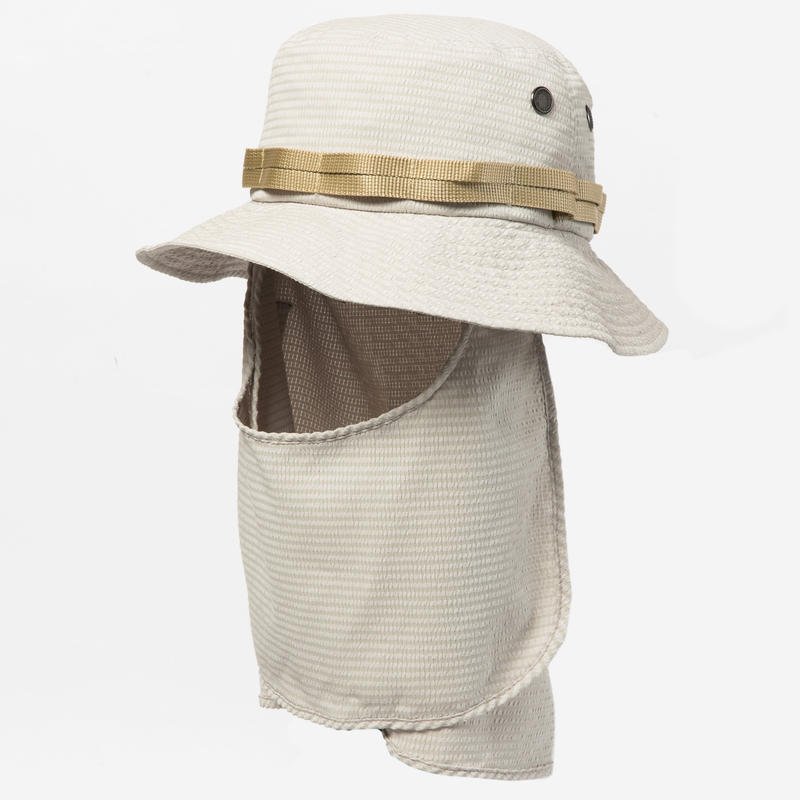 Dry Mesh Shade Cover Hat/BEIGE [MW-HT18103]