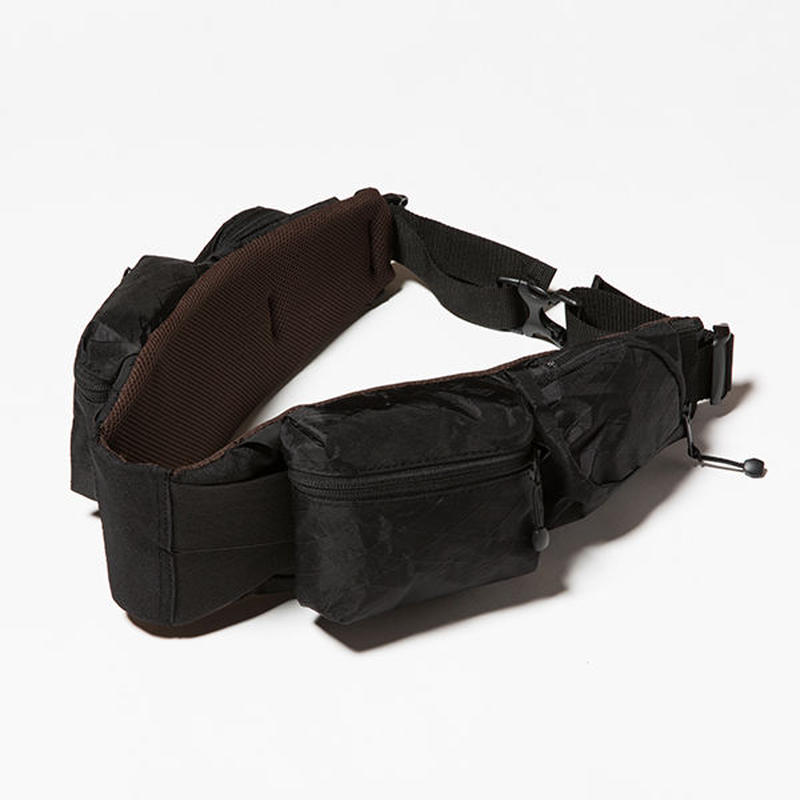 "X-Pac/Cordura ""Reinforce""/OFF BLACK [MW-AC18204]"
