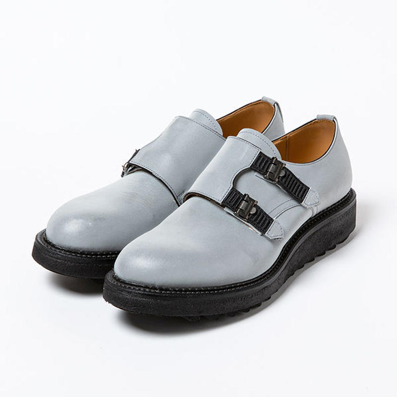 "Double Monk ""Conceal""/REFLECT [MW-SHOES19101]"
