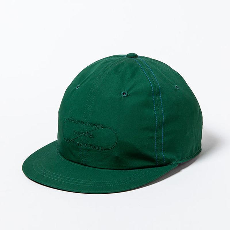 Cotton B.B Cap/GREEN [MW-HT19101]
