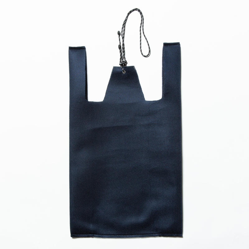 Activist Mesh Shopping Bag/NAVY  [MW-AC19104B]
