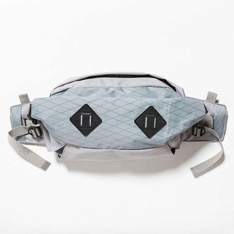 "X-Pac/Cordura ""Retrofitted""/SILVER GREY [MW-AC18203]"