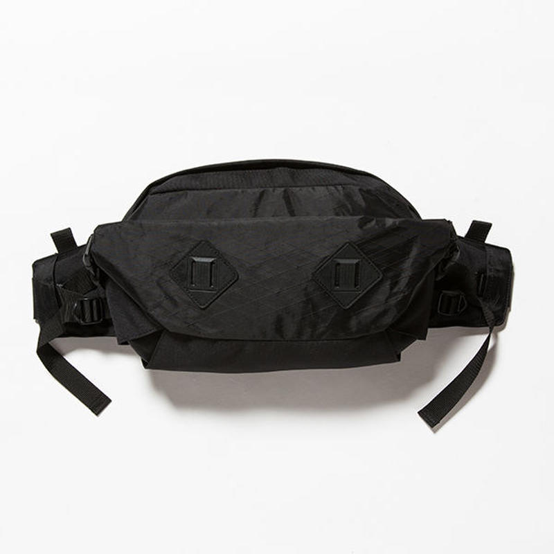 "X-Pac/Cordura ""Retrofitted""/OFF BLACK [MW-AC18203]"