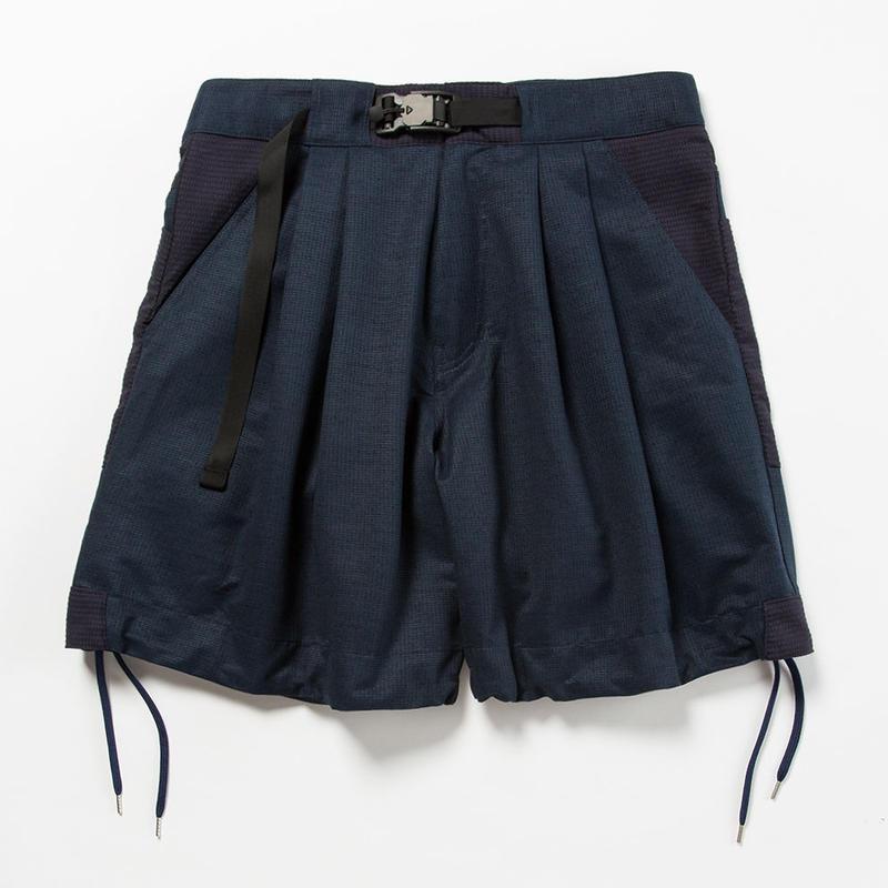 Dry Mesh Sack Shorts/NAVY [MW-PT18109]