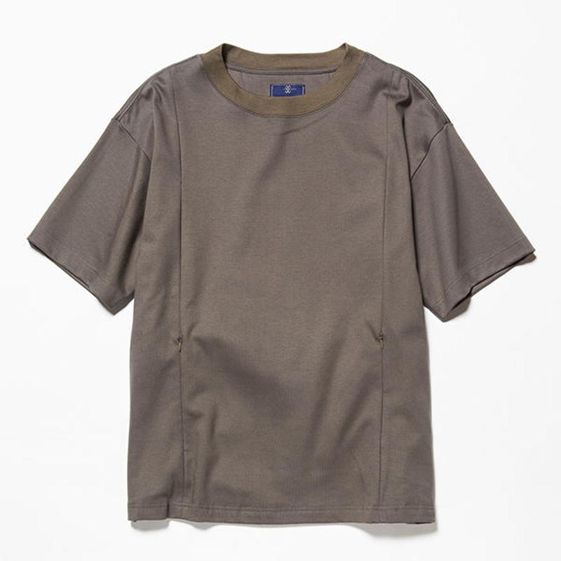 GIZA Cotton Sack Tee/OLIVE [MW-CT18201]