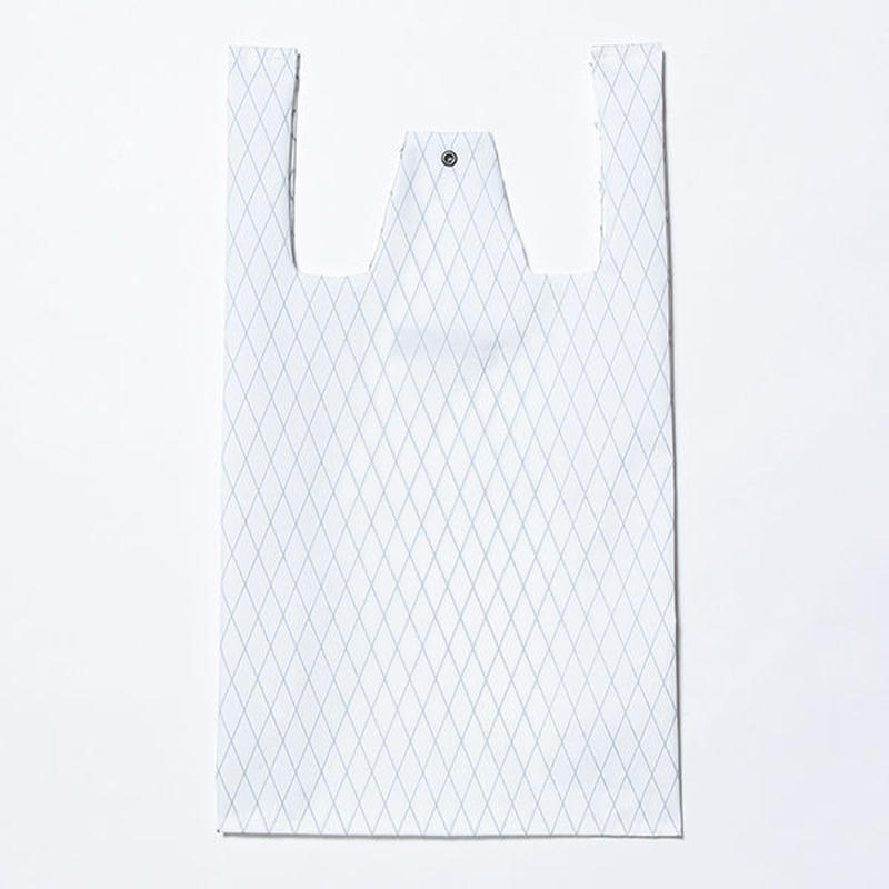 X-Pac™ Shopping Bag/OFF WHITE  [MW-AC19104]