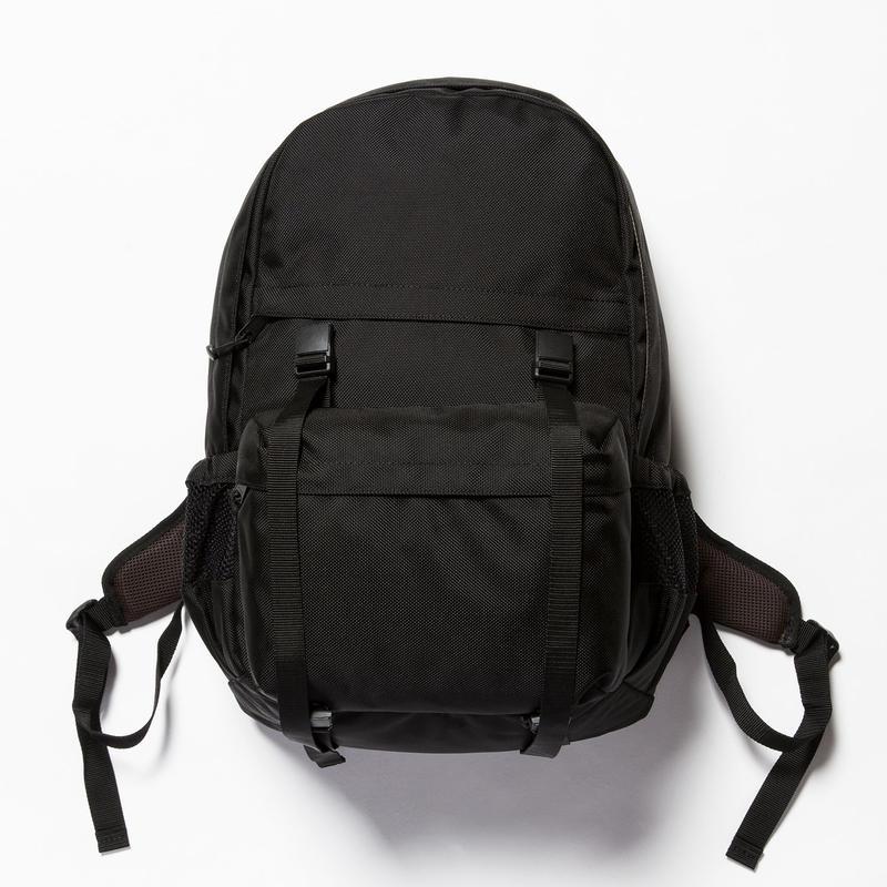 Cordura Ballistic Daypack/BLACK [MW-AC18402]
