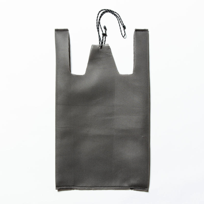 Activist Mesh Shopping Bag/COAL  [MW-AC19104B]