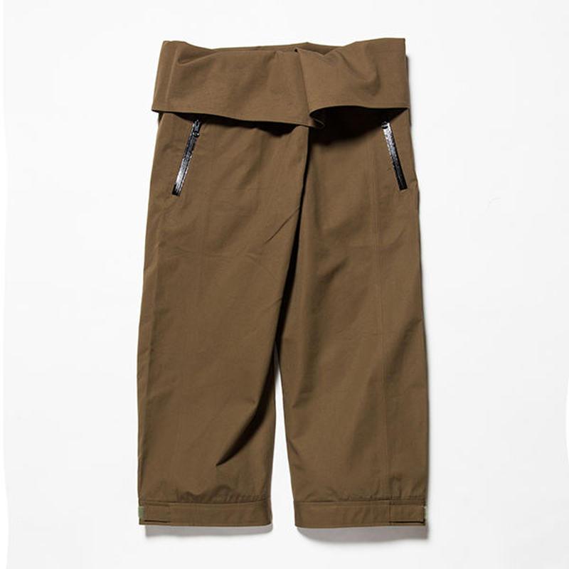3 Layer Ventile Wrap Pant/KHAKI [MW-PT18202]
