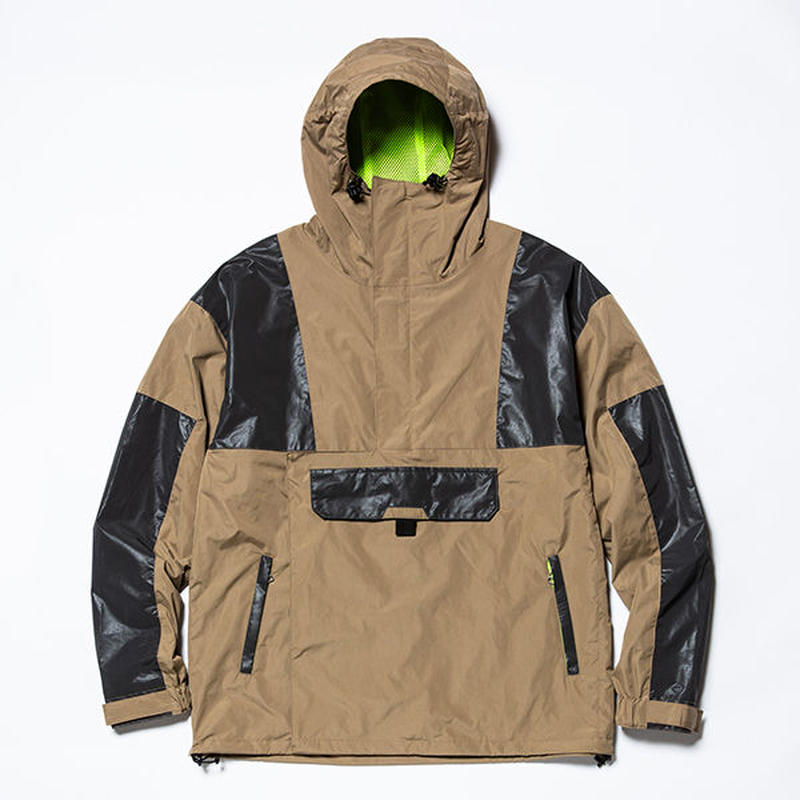 Equipment Anorak Parka/TAN [MW-JKT19107]