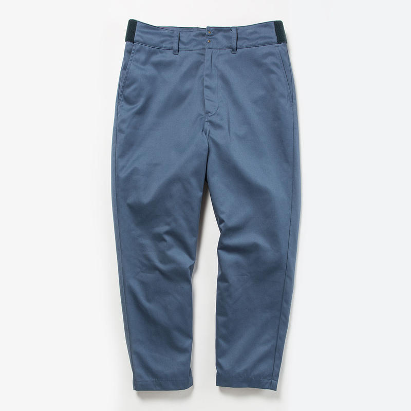 Work Twill Corset PT/BLUE [MW-PT18101]