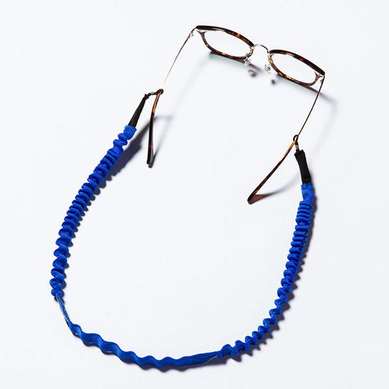 Bungee Leash Glass Cord/BLUE [MW-AC19112]