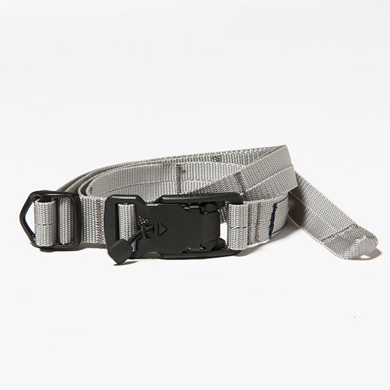 Nylon Quick Release Belt/SILVER GREY [MW-AC18206]