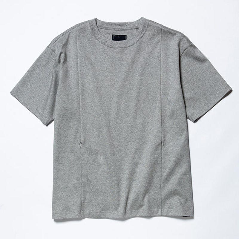 GIZA Cotton Sack Tee/GREY [MW-CT19107]