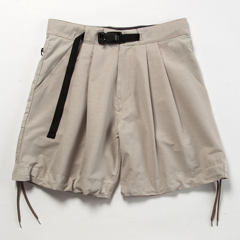 Dry Mesh Sack Shorts/BEIGE [MW-PT18109]
