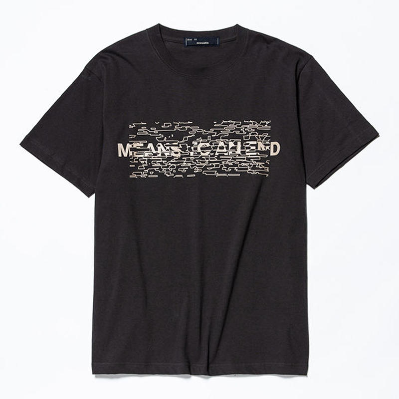 Hidden Print Tee×Ray Masaki/COAL  [MW-CT19105]