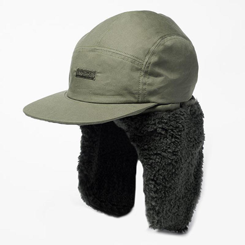 Fleece Cover Jet Cap/SMOKED GREEN [MW-HT18202]