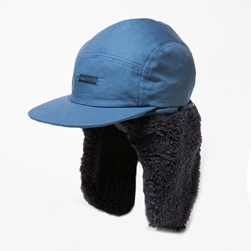 Fleece Cover Jet Cap/SMOKED BLUE [MW-HT18202]
