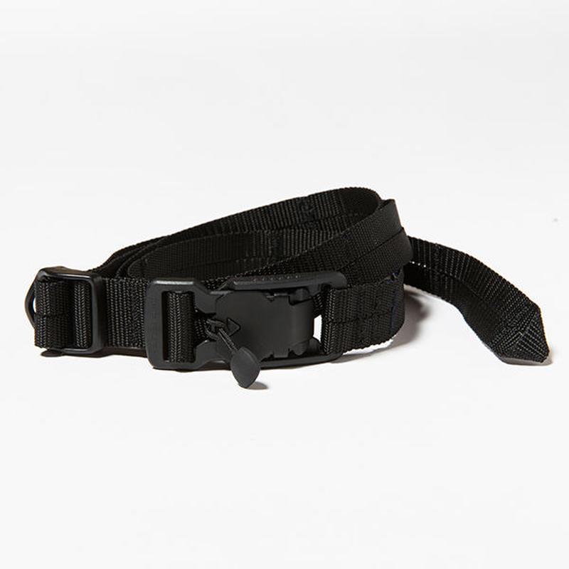 Nylon Quick Release Belt/OFF BLACK [MW-AC18206]