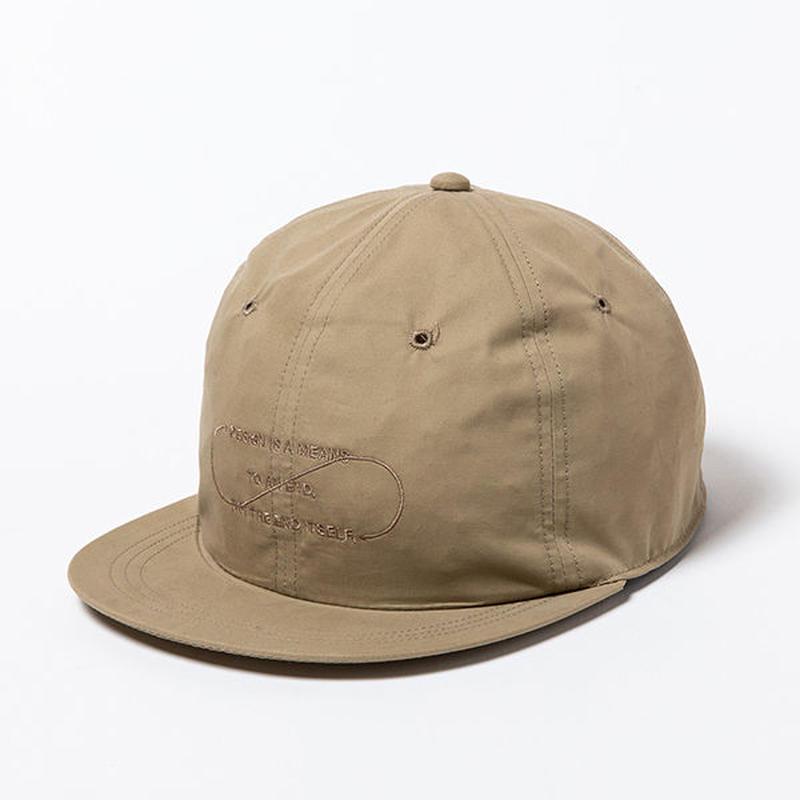 Cotton B.B Cap/BEIGE [MW-HT19101]