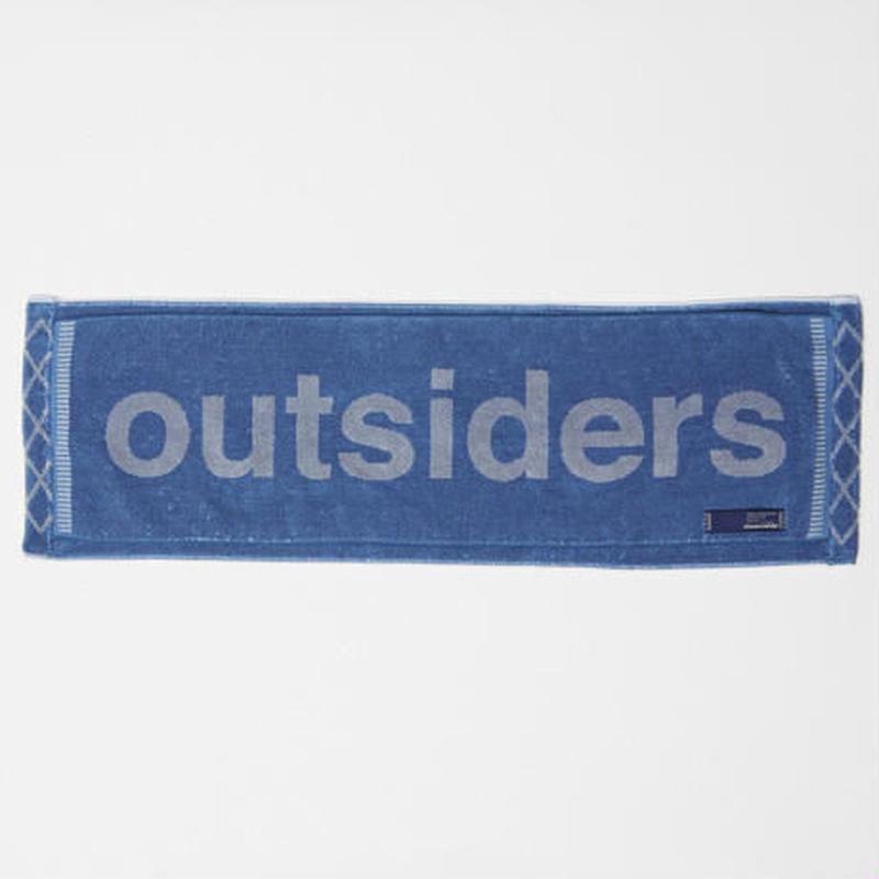 Loop Towel /BLUE [MW-AC17101]