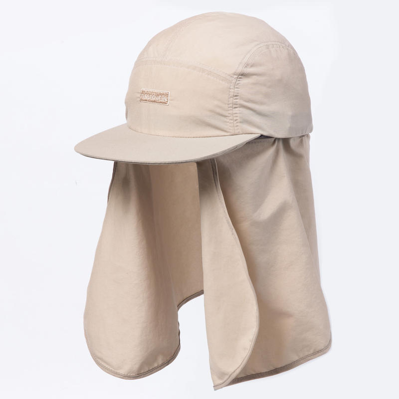 Shade Cover Jet Cap/SAND BEIGE [MW-HT18102]