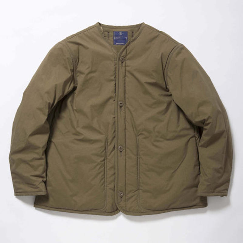 Blackboard Cloth Primaloft Lininger Jacket/FOREST [MW-JKT17202]