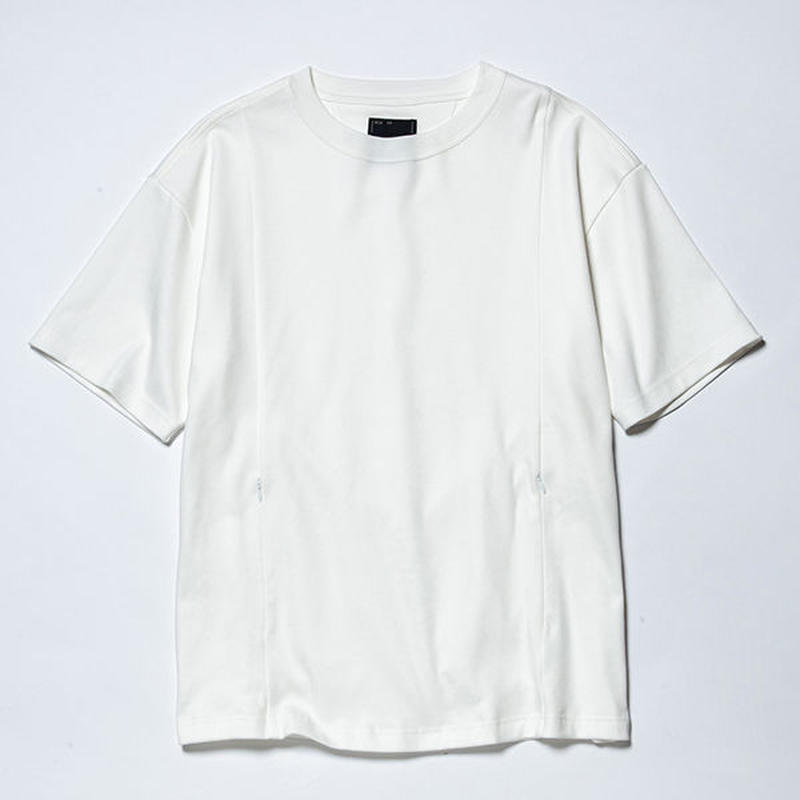 GIZA Cotton Sack Tee/WHITE [MW-CT19107]