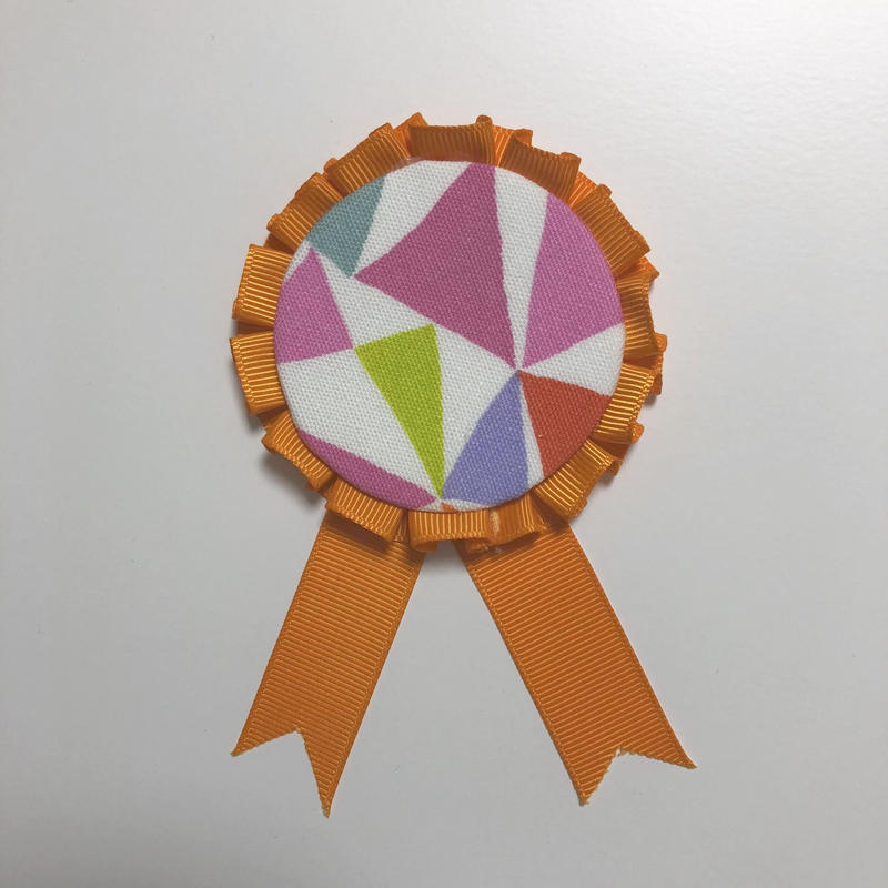 gift wrapping  rosette