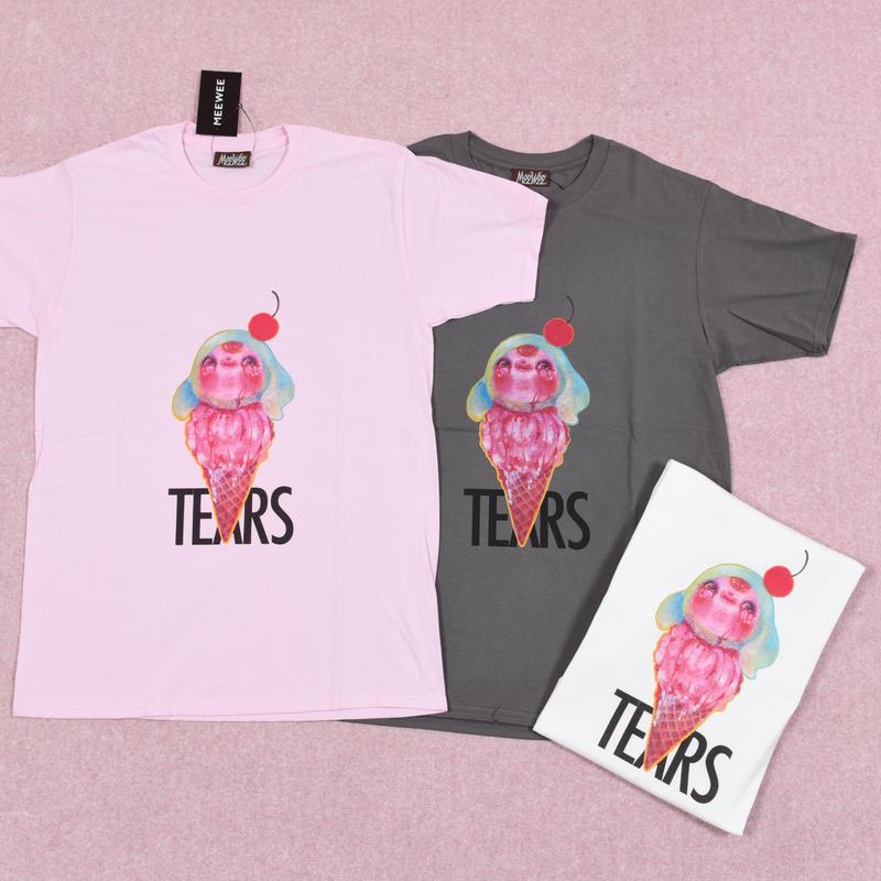 mimi TEARS tee type B(レースなし)
