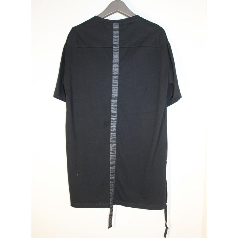KMRii ・ケムリ・Back Stitch Cut /2019 /S/S・カットソー・2色