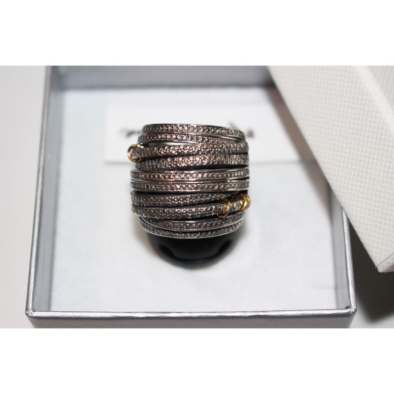 gunda ・ガンダ・AGE RING・silver925・シルバーリング・#16&#17