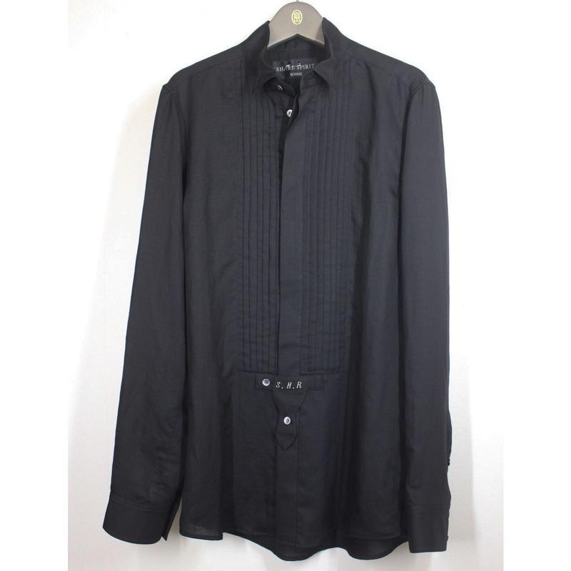 SHARE SPIRIT ・シェアースピリット・HFA19105A-D・タキシードシャツ・