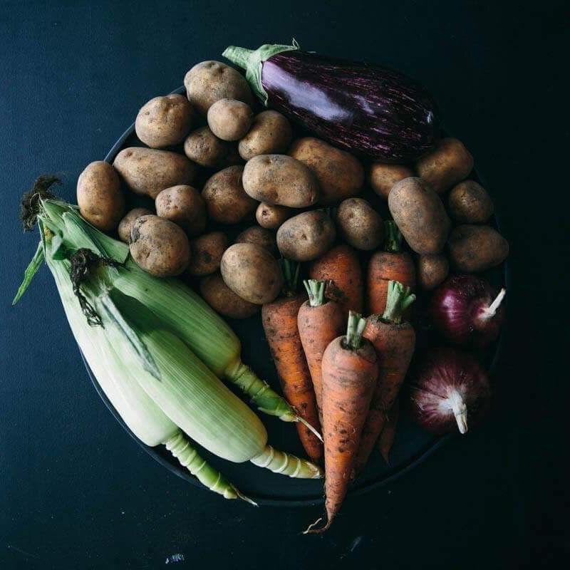 めぐみの採れたて野菜セット