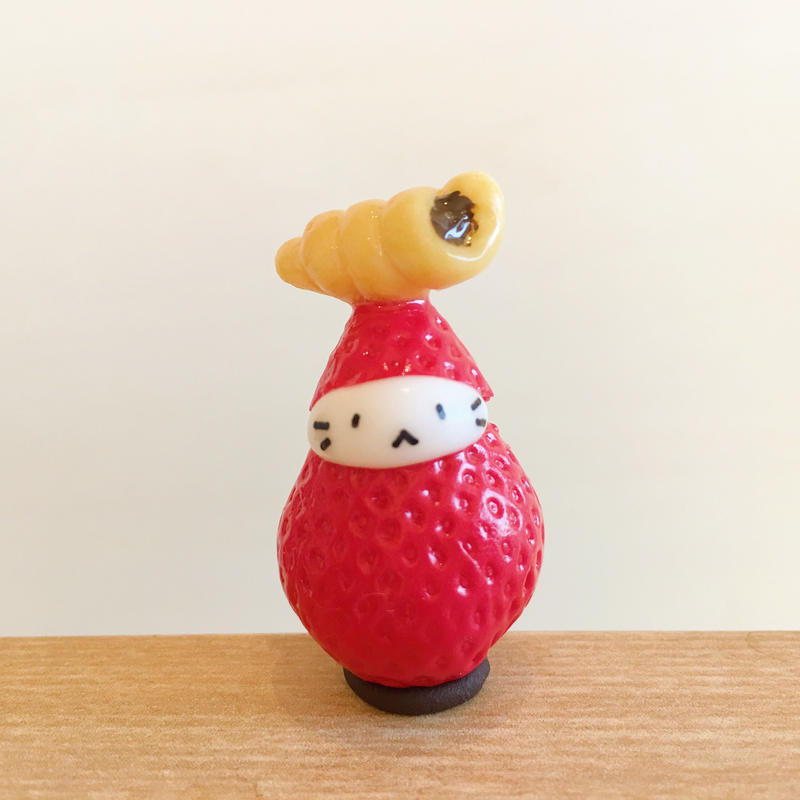 苺苺ぼうやベーカリー(チョココルネ)