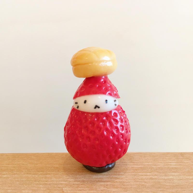 苺ぼうやベーカリー(メロンパン)