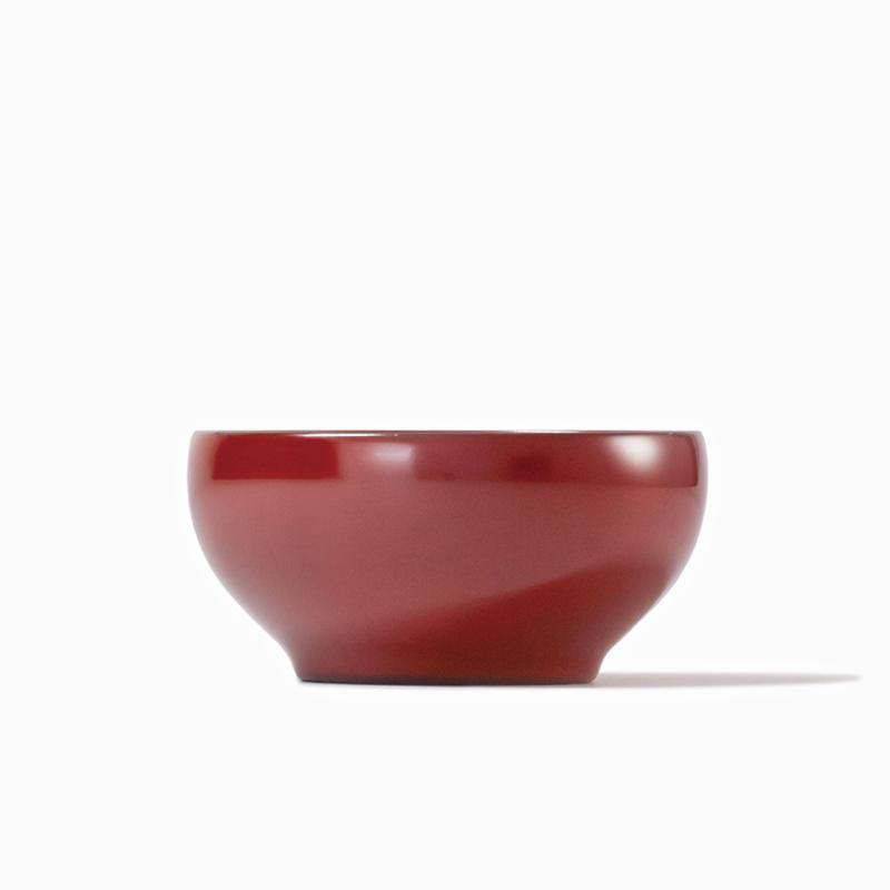 めぐる・日月(花塗り:赤) <単品・小>
