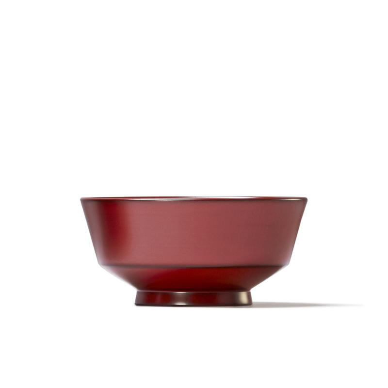 めぐる・水平(花塗り:赤) <単品・小>