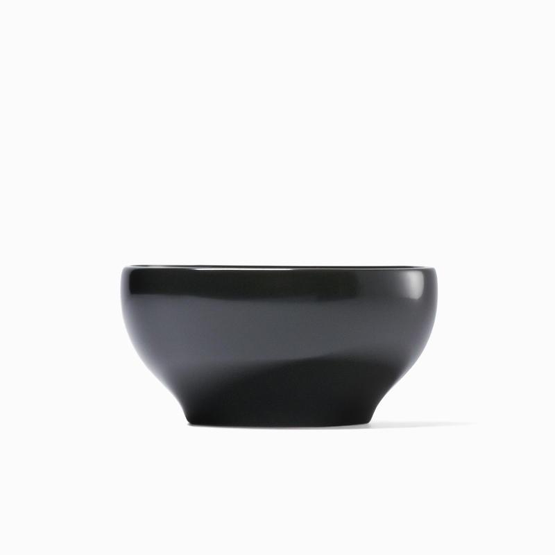 めぐる・日月(花塗り:黒) <単品・小>
