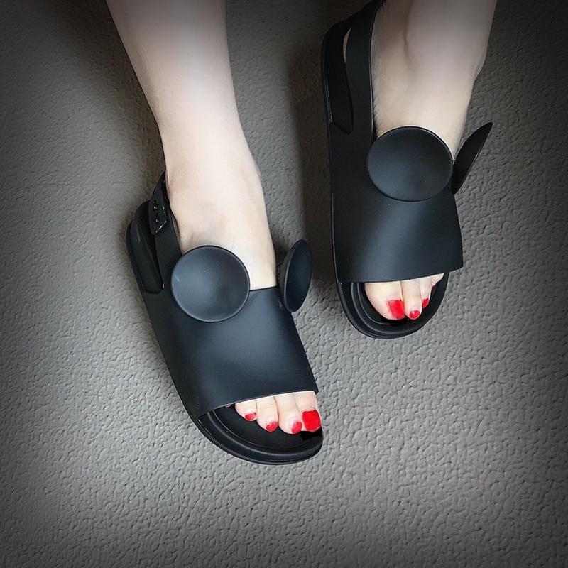melissa×Disney beach side sandal