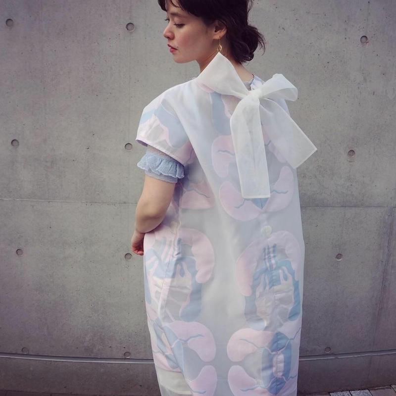 MINJUKIM Basic Straight Dress