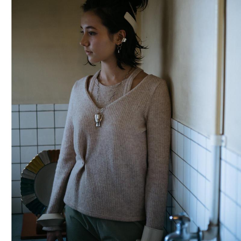 MALKA MOMA double knit
