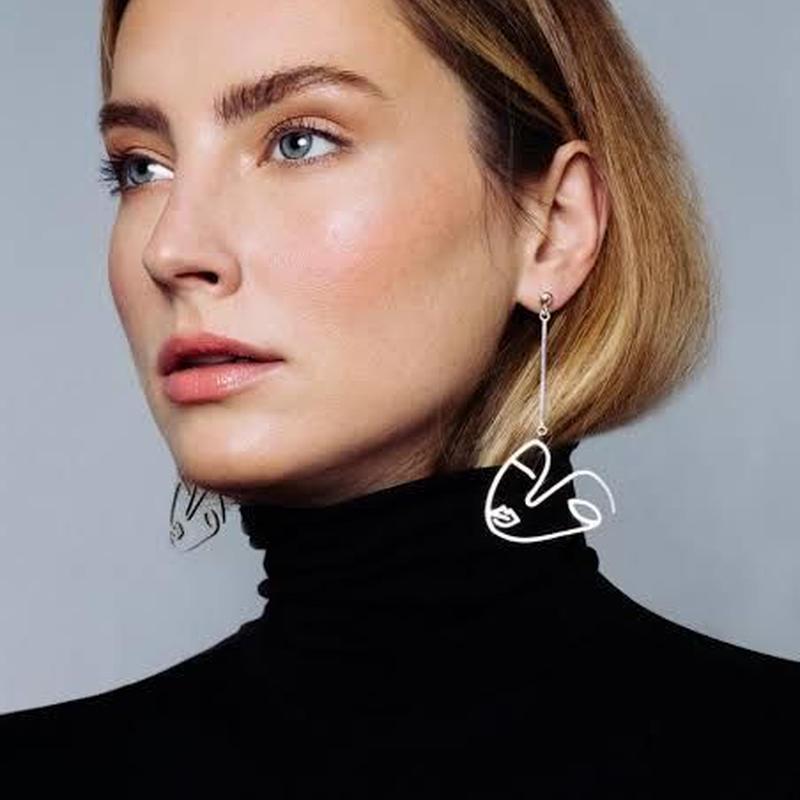 【Mara paris】Aida pierce(silver)