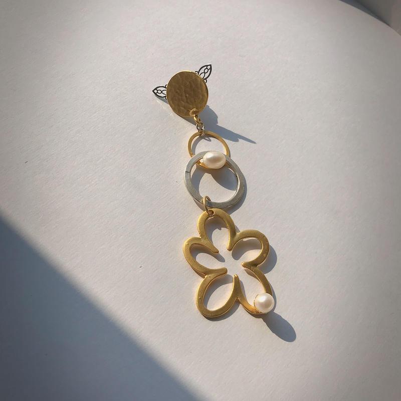 pono'i Flower earring