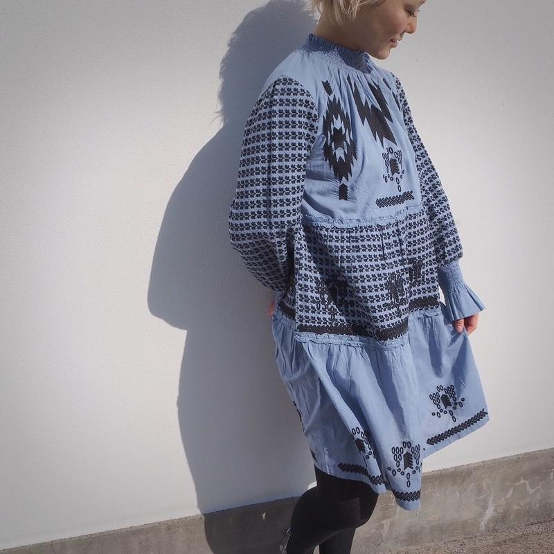 CECILIE copenhagen hollow dress