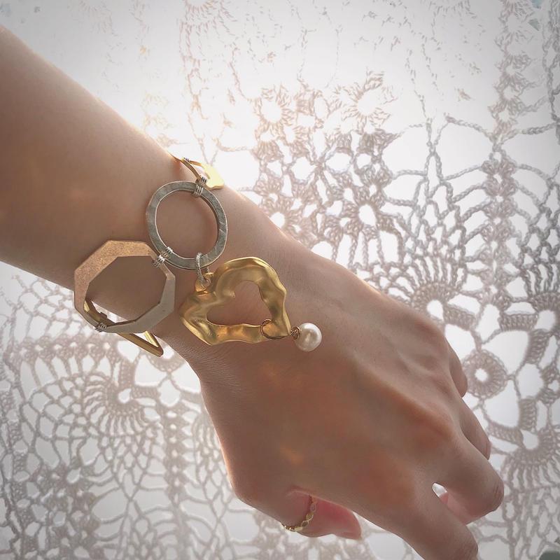 pono'i heart bracelet