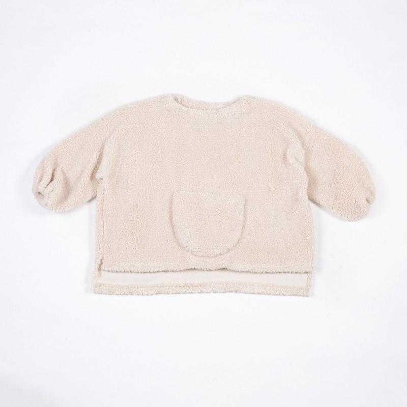 MALKA MOMA sheep pullover