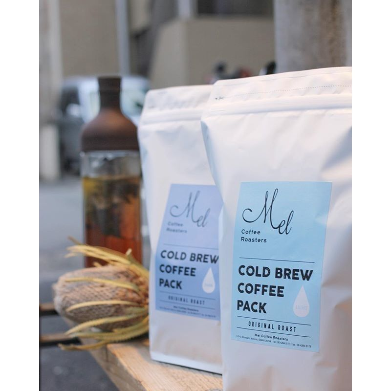 ■ COLD BREW COFFEE PACK Dark