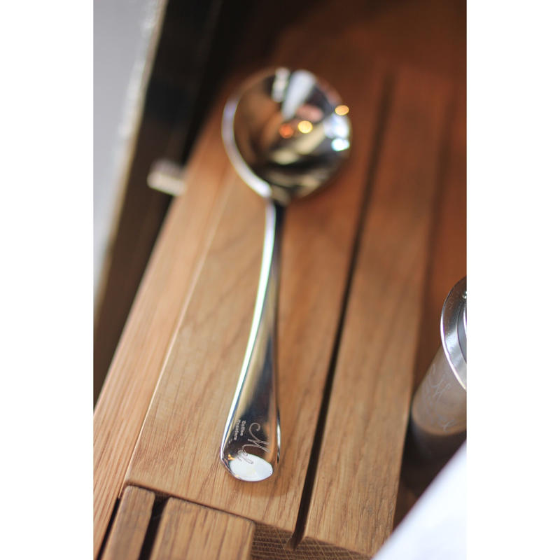 Mel Coffee Roasters Cupping Spoon